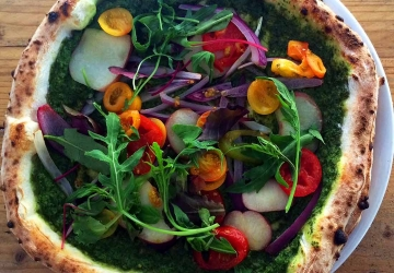 Pizza Sommerbrise